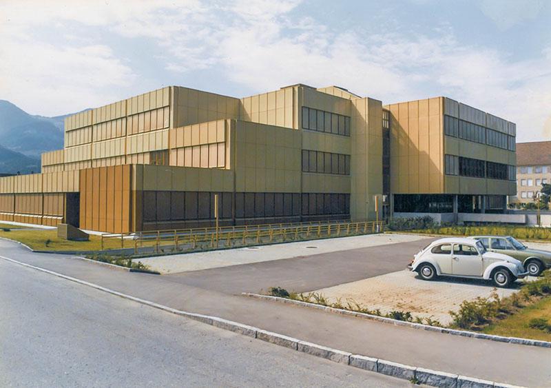 Bundesschulzentrum Bludenz